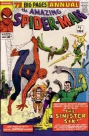 Amazing Spiderman Annual Comics